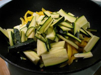 Sauté de légumes et ses oeufs au bain-marie - 6.3