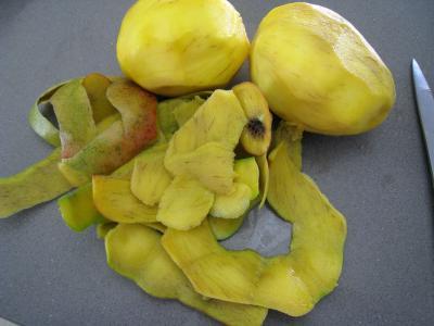 Mascarpone à la noix de coco et mangue - 1.2
