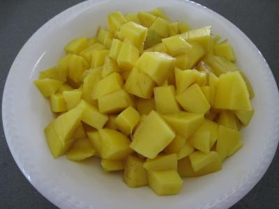 Mascarpone à la noix de coco et mangue - 1.4