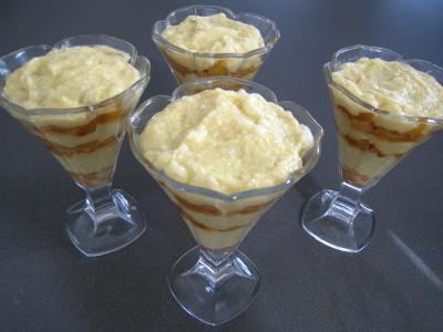 Mascarpone à la noix de coco et mangue - 10.3