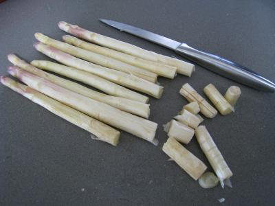 Salade d'asperges et crudités - 1.1