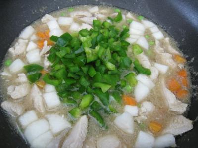 Pâtes complètes aux carottes et légumes pour diabétiques - 9.1