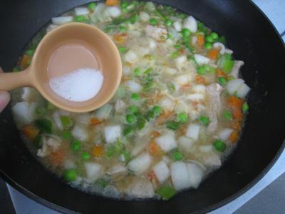 Pâtes complètes aux carottes et légumes pour diabétiques - 10.1