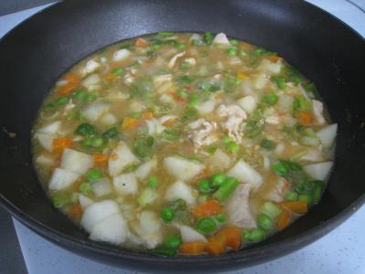Recette Pâtes complètes aux carottes et légumes pour diabétiques