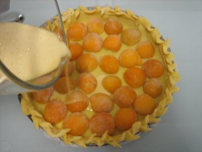 Tarte aux abricots pour diabétiques - 4.1