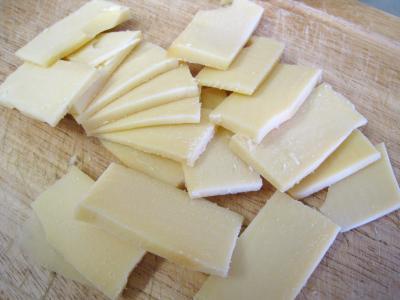 Tartines à l'oeuf et au gruyère - 1.1
