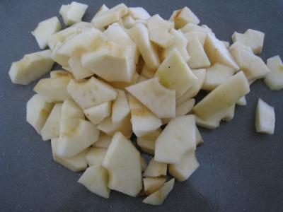 Verrines de poires aux noix de cajou et aux amandes - 2.1