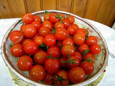 Tomates-cerise confites - 1.2