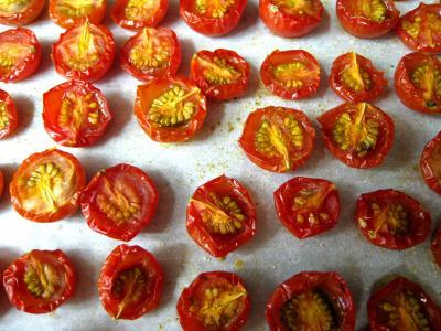 Tomates-cerise confites - 4.4