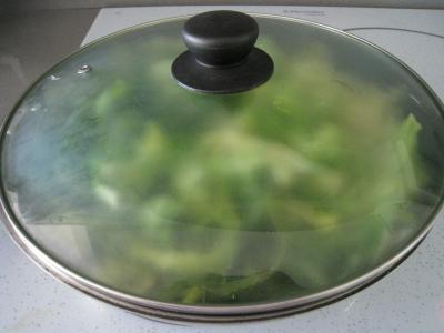 Sauté de chou pointu aux patates douces - 4.3