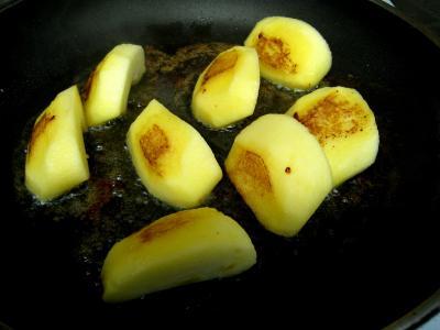 Boudin aux pommes et aux petits pois - 5.3