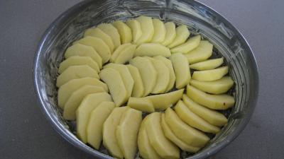 Flamusse ou flan aux pommes façon bourguigonne - 2.1