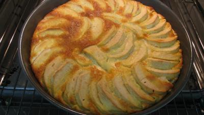Flamusse ou flan aux pommes façon bourguigonne - 5.1
