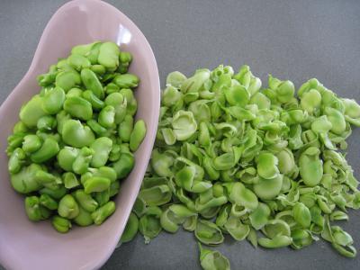 Clafoutis aux fèves et au thon - 3.3