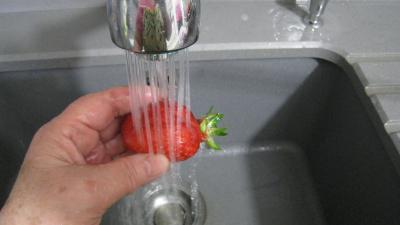 Tarte aux fraises - 1.2