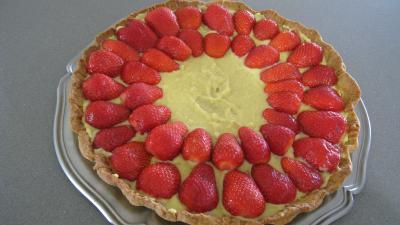 Tarte aux fraises - 7.3