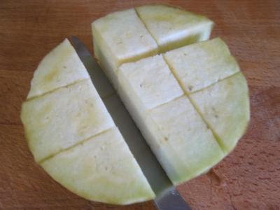 Aubergines aux oignons à la chinoise - 3.4