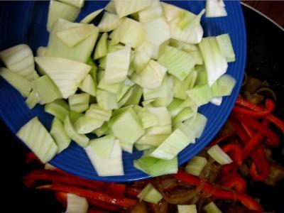 Aubergines aux oignons à la chinoise - 8.4