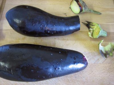 Aubergines farcies façon libanaise - 1.2