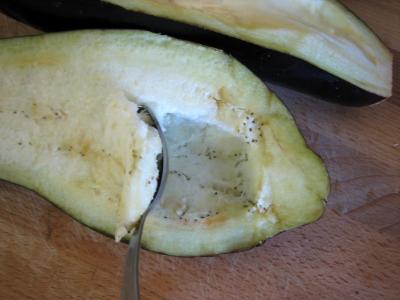 Aubergines farcies façon libanaise - 1.4