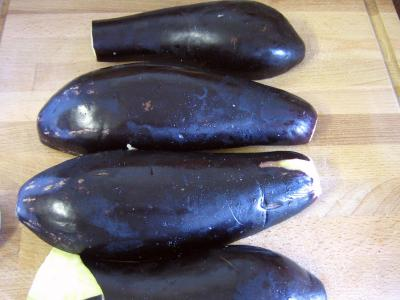 Aubergines farcies façon libanaise - 2.2