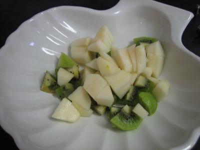 Fromage blanc aux cerises - 4.4