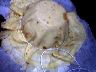 Aumônières de crêpes au chou chinois - 2.2