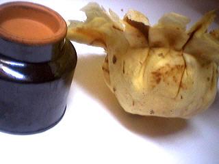 Aumônières de crêpes aux kumquats - 4.4