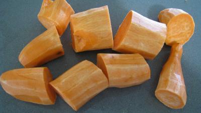 Salsa de patates douces à la mexicaine - 3.1