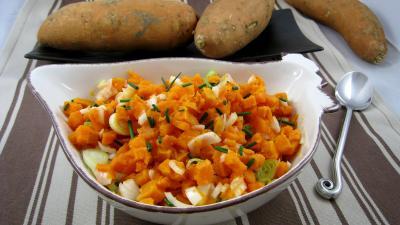 Salsa de patates douces à la mexicaine - 7.1