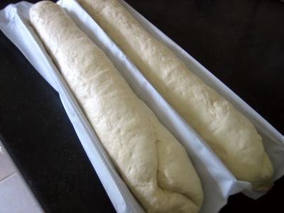 Baguettes viennoises au poolish - 10.2