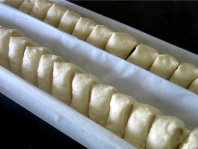 Baguettes viennoises au poolish - 11.2