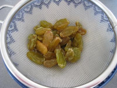 Beignets aux raisins secs et fruits confits - 1.4