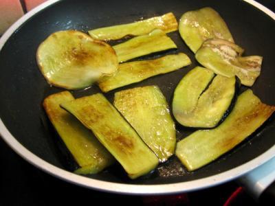 Recette Beignets d'aubergine
