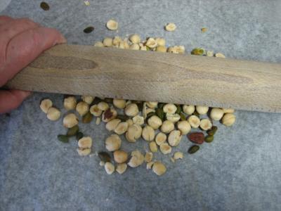 Pain de méteil aux pistaches et aux noisettes - 3.1