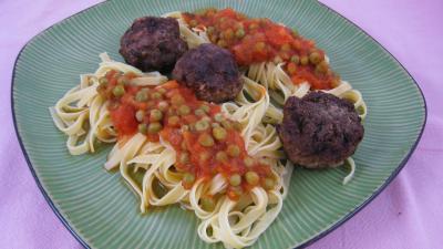 Photo : Sauce tomate à la sicilienne