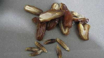 Pain de Gallu aux noix, raisins secs et dattes - 2.3