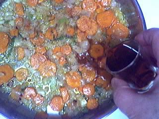 Blancs d'encornets aux carottes - 4.1