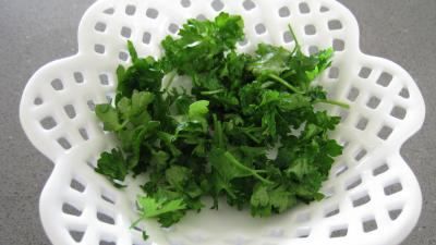 Haricots verts aux lardons - 2.2