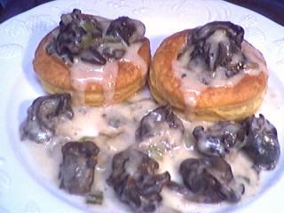 Bouchées aux escargots - 4.4