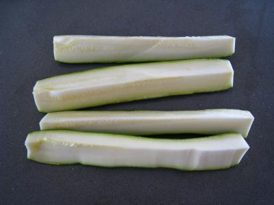 Salade de haricots verts aux noisettes - 4.3