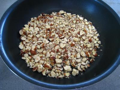 Salade de haricots verts aux noisettes - 5.3