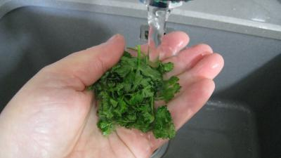 Salade de haricots verts aux noisettes - 2.3
