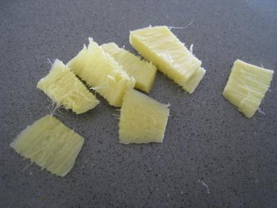 Boulettes de volaille, sauce au fromage blanc - 1.4