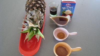 Ingrédients pour la recette : Boisson à la cannelle