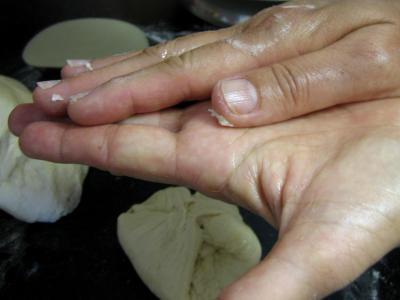 Pain à la poolish aux 3 farines - 8.2