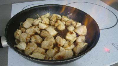 Tagliatelles au poulet et au cognac - 5.1