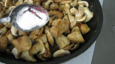 Tagliatelles au poulet et au cognac - 5.3