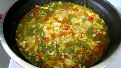 Recette Soupe à la brousse façon Corse