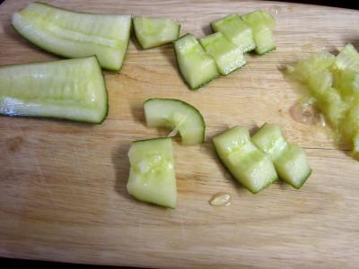 Brochettes à l'ananas minceur - 2.3